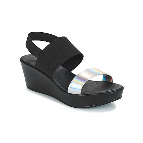André LINETTE women's Sandals in Silver