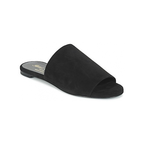 Robert Clergerie GIGY women's Mules / Casual Shoes in Black