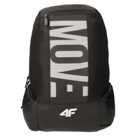 4F MOVE BPK black - City backpack