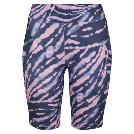 Urban Classics - Ladies AOP Resort Shorts - Girls shorts - multicolour