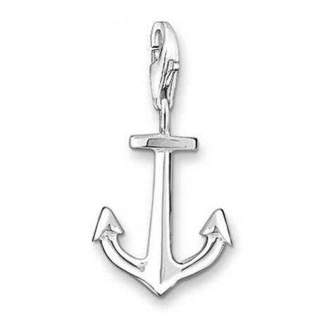 THOMAS SABO Silver Anchor Charm
