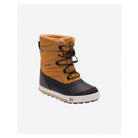Merrell Snow Bank 2.0 Kids Snow boots Orange