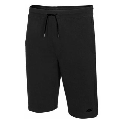 4F MENS SHORTS black - Men's shorts