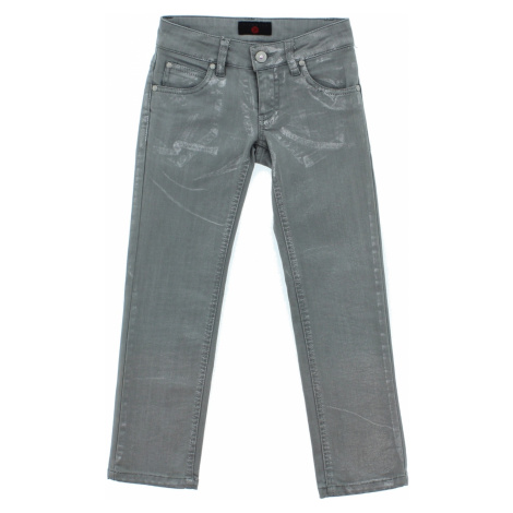 John Richmond Kids Trousers Silver