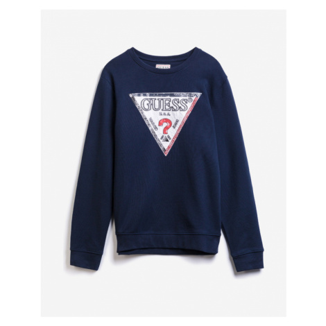 Guess Lenox Sweatshirt Blue