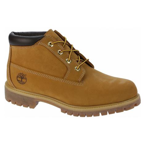 shoes Timberland Icon Waterproof Chukka - 23061/Wheat Nubuck