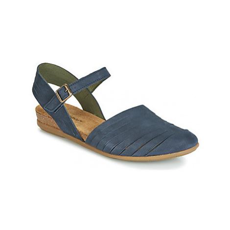 El Naturalista STELLA women's Sandals in Blue
