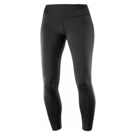 Salomon COMET TECH LEG W black - Women's running tights