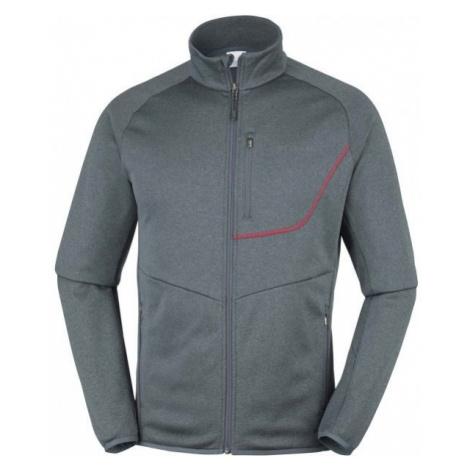 Columbia DRAMMEN POINT FULL ZIP FLEECE gray - Men's outdoor sweatshirt