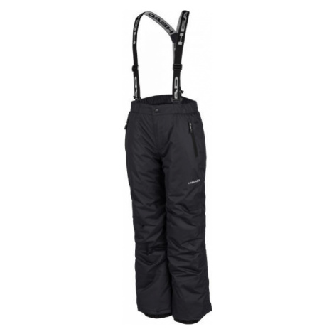 Head VELES black - Kids' ski trousers