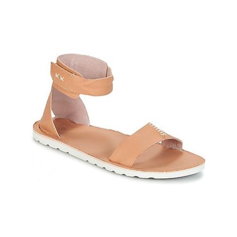 Reef REEF VOYAGE HI women's Sandals in Beige