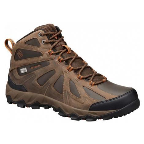 Columbia PEAKFREAK XCRSN II MID LEATHER brown - Men's outdoor shoes