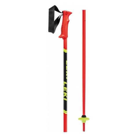 Leki RACING KIDS - Children's downhill ski poles