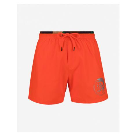 Orange men's swimwear
