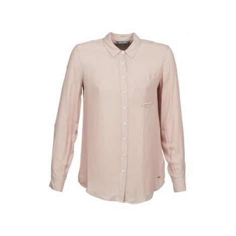 Pink women's shirts