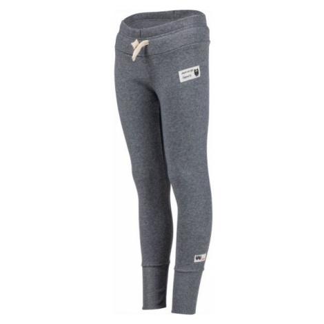 Lewro NERINA gray - Girl's sweatpants