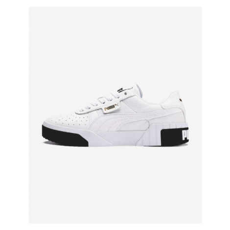 Puma Cali Sneakers Black White