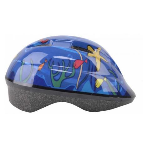 Olpran SEA blue - Kids' cycling helmet