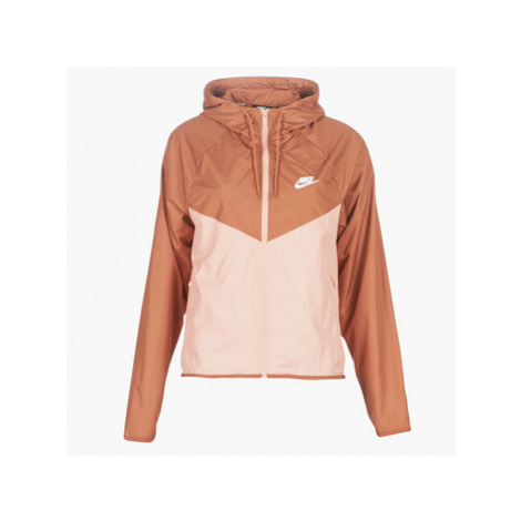 Nike W NSW WR JKT women's in Pink