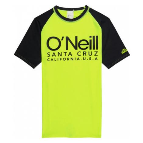 O'Neill PB CALI S/SLV SKINS yellow - Boy's T-shirt