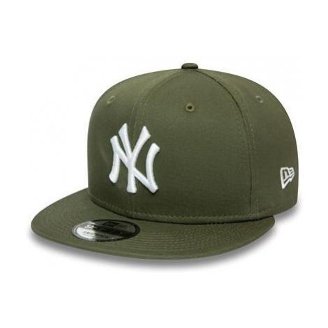 New Era 9FIFTY ESSENTIAL NEW YORK YANKEES dark green - Men's baseball cap