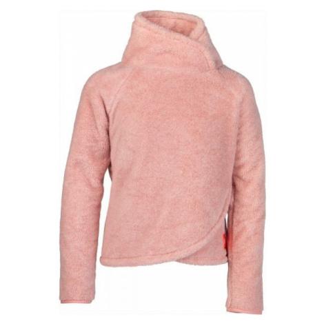 O'Neill LG HAZEL FLEECE pink - Girls' sweatshirt
