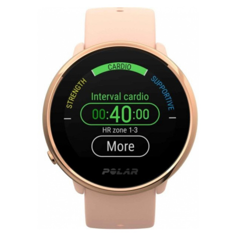 POLAR IGNITE pink - Sports watch with GPS and heart rate monitor