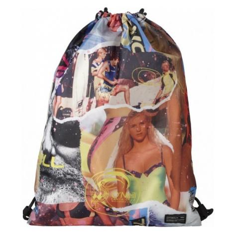 O'Neill BM PHOTOPRINT GYMSACK orange - Gym sack
