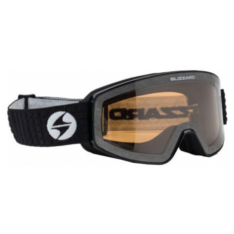 Blizzard MDAFO black - Ski goggles