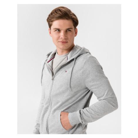Grey men's pyjamas and bathrobes