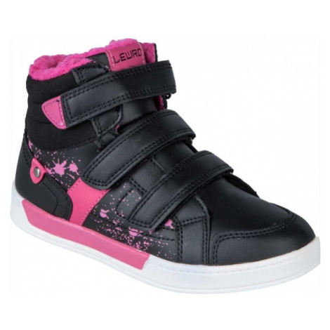 Lewro CUSTOS II black - Kids' winter shoes
