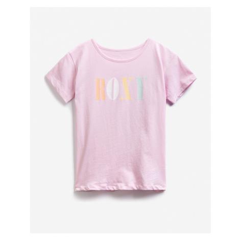 Roxy Day And Night Kids T-shirt Pink