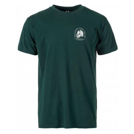 Horsefeathers MOUNTAINHEAD T-SHIRT green - Men's T-shirt