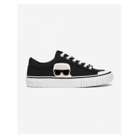 Karl Lagerfeld Kampus II Karl Ikonic Lo Lace Sneakers Black