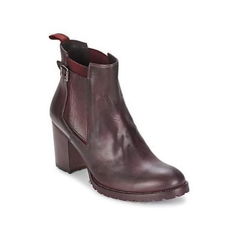 Liebeskind NAPOLI women's Low Ankle Boots in Red Liebeskind Berlin