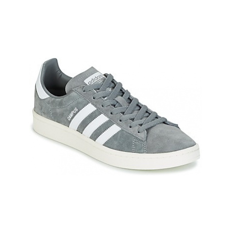 Adidas CAMPUS women's Shoes (Trainers) in Grey