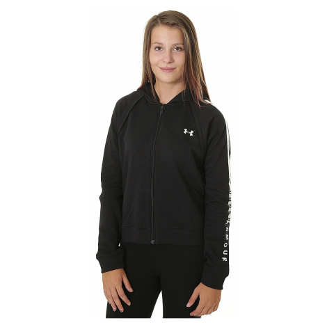 Women's sports zip-through sweatshirts and hoodies