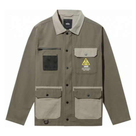 Vans MN DRILL CHORE COAT MILITARY - Men's jacket