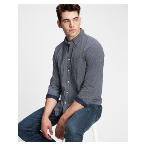 GAP Shirt Blue White
