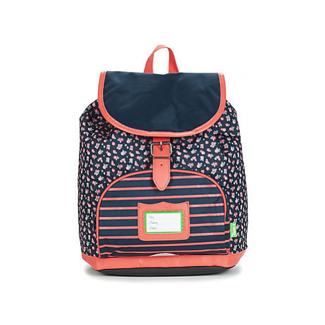 Tann's AMBRE SAC A DOS R girls's Children's Backpack in Blue