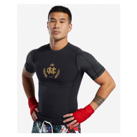 Reebok Combat Conor McGregor Rash Guard T-shirt Black