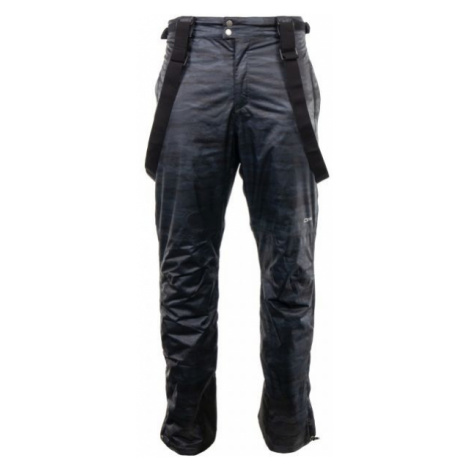 ALPINE PRO YABUN 3 black - Men's ski pants