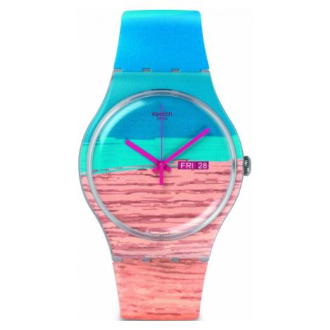Unisex Swatch New Gent Watch SUOK706