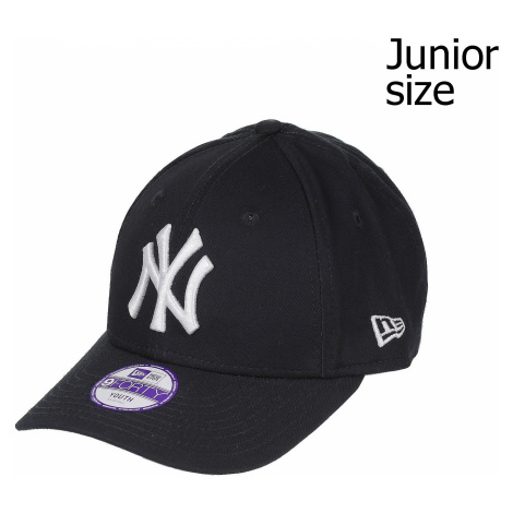 cap New Era 9FO League Basic MLB New York Yankees Youth - Navy/White