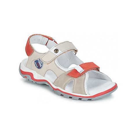 GBB SIDI boys's Children's Sandals in Beige