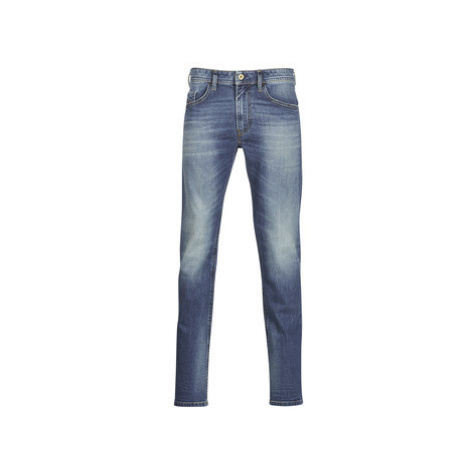 Diesel THOMMER men's Skinny Jeans in Blue