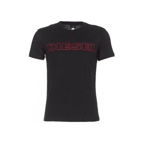 Diesel JAKE men's T shirt in Black
