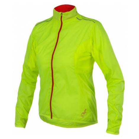 Etape GLORIA yellow - Women's jacket