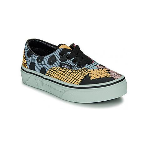 Vans (DISNEY) SALLY/NIGHTMARE girls's Children's Shoes (Trainers) in Multicolour