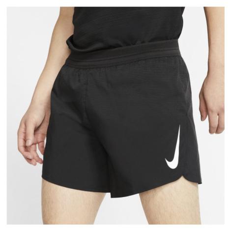 Nike AeroSwift Men's 13cm (approx.) Running Shorts - Black